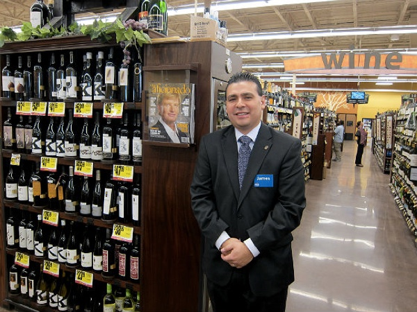 Grocery Store Sommelier