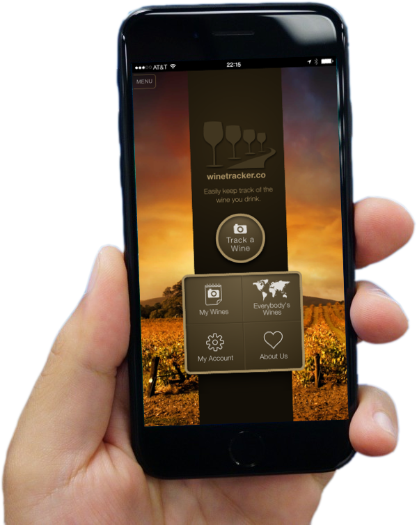 The Ultimate Wine Tasting App